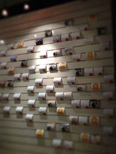 LAB wall