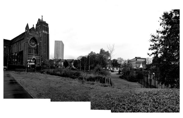church panorama