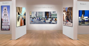 Cityscapes-Art-Gallery