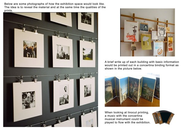 Exhibition format