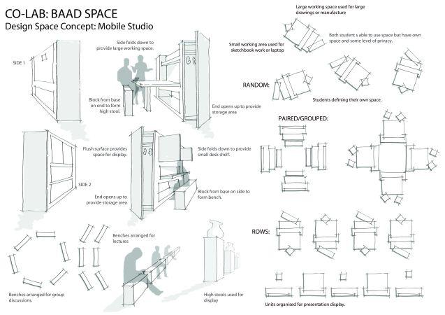 Damion Allport//A&D Studio Initial Concept