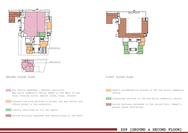 ZSP Internal Spaces