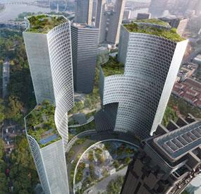 SingaporeTwinTowersDuo_2