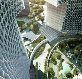 SingaporeTwinTowersDuo_3