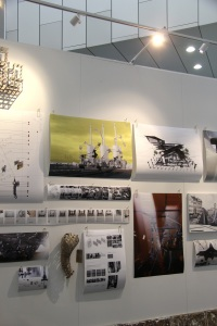Birmingham School of Architecture, RIBA expo