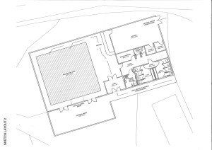 final floor plan with context