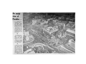 news paper arct on paradise