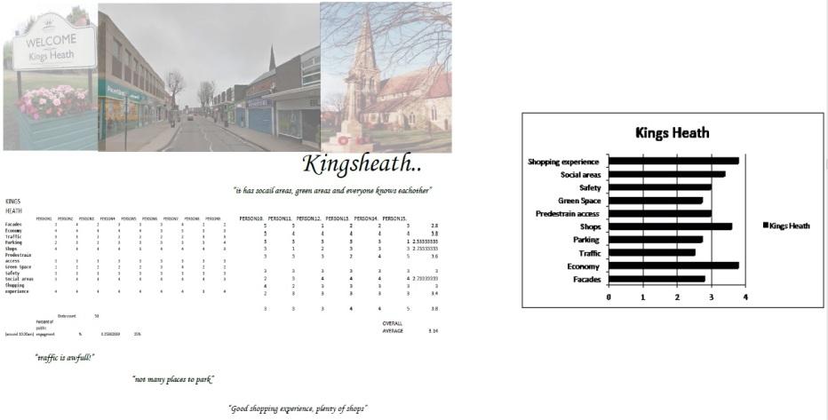 Survey kings heath