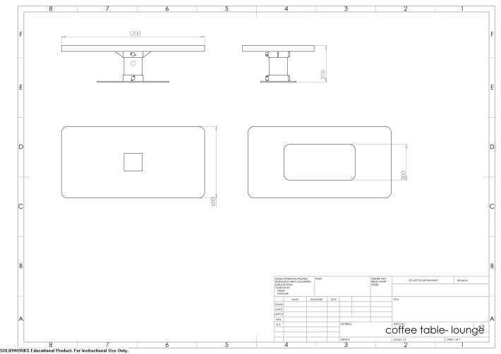coffee table- lounge - kyriakos