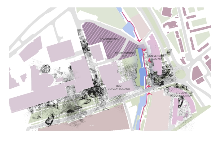 EDINA MasterMap Map