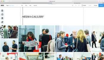 MEDIA GALLERY PAGE