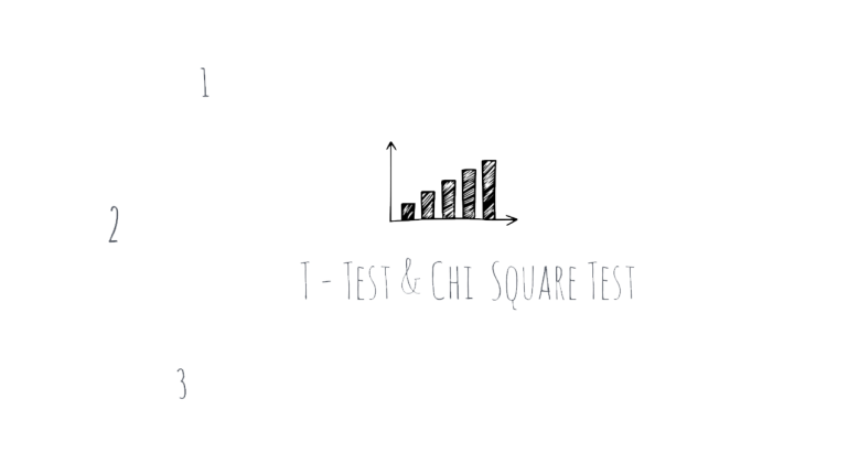 t-test and q-test